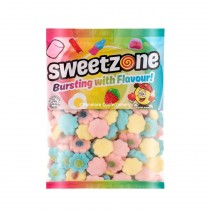 Rainbow Flowers (Sweetzone) 1kg Bag