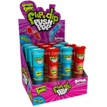 Flip n Dip Push Pop (Bazooka) 12 Count