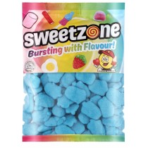 Blue Raspberry Foams (Sweetzone) 1kg