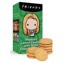 FRIENDS PHOEBE'S LEMON & WHITE CHOC CHIP COOKIES 150G
