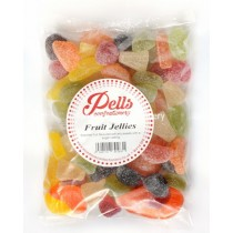 Pells Fruit Jellies 1kg Bag