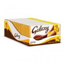 Galaxy Caramel Chocolate 24x135g