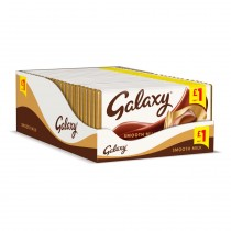 Galaxy Smooth Milk Chocolate 24x110g