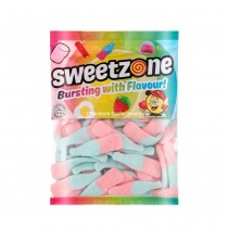 Giant Fizzy Bubblegum Bottles (Sweetzone) 1kg Bag