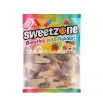 Giant Fizzy Cola Bottles (Sweetzone) 1kg Bag