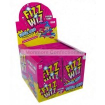 FIZZ WIZ CHERRY POPPING CANDY (HANNAH`S) 50 COUNT