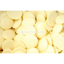 WHITE CHOCOLATE FLAVOUR BUTTONS (HANNAH`S) 3KG