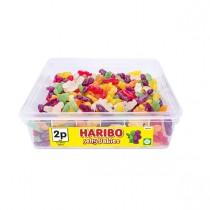 MINI JELLY BABIES TUB (HARIBO) 375 COUNT