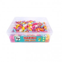 JELLY BEANS TUB (HARIBO) 375 COUNT