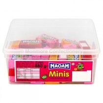 MAOAM MINIS TUB (HARIBO) 40 COUNT