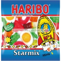 STARMIX MINI BAGS (HARIBO) 100 COUNT