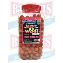 HOT OR WOT CHILLI STRAWBERRIES (BARNETTS) 3KG
