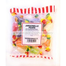 monmore confectionery jargonelle pear drops 250g bag