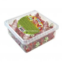 Jelly Cone Twists (Vidal) 125 Count Tubs