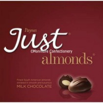 Just Almonds Milk Chocolate (Paynes) 180g