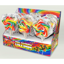Kandy Kandy Star Lollies 24 x 80g