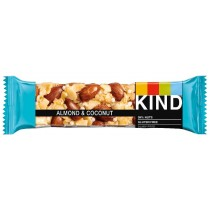 Almond & Coconut Bar 40g (Kind) 12 Count