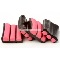 STRAWBERRY LIQUORICE STRIPES (MAKU LAKU) 3KG