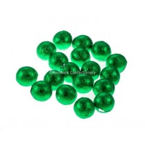 Milk Chocolate Green Balls (Kinnerton) 3kg