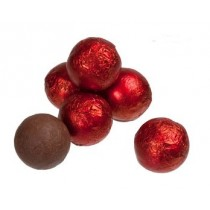Milk Chocolate Red Balls (Kinnerton) 3kg