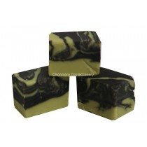 lime and liquorice fudge tub