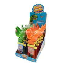 DINO CHOMP LOLLIPOP 17G (LUTTI) 12 COUNT