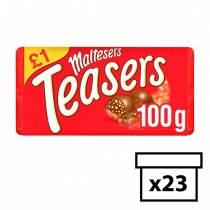 Malteasers Teaser Chocolate Bar 23x 100g