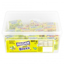 MAOAM SOUR BLOXX TUB (HARIBO) 40 COUNT
