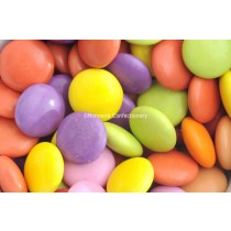 MILK CHOCOLATE BEANS (GLISTEN) 3KG