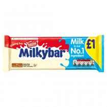 Milkybar White Chocolate 14x90g