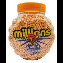 IRON BREW FLAVOUR (MILLIONS) 2.27KG FULL JAR