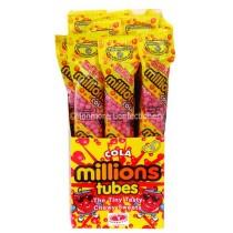Cola Flavour Tubes (Millions) 12 Count