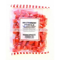 MINI STRAWBERRY PENCILS (MONMORE) 250g