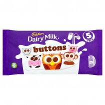 Cadburys Buttons 16 x 5 bag multipack
