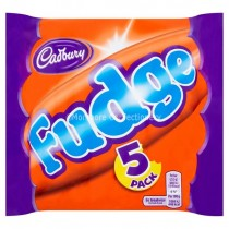 Cadburys Fudge 20 x 5 bar Multipack