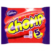 Cadburys Chomp 18 x 5 bar Multipack