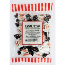 TREACLE TOFFEES (MONMORE) 125G