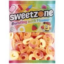 Peach Rings (Sweetzone) 1kg