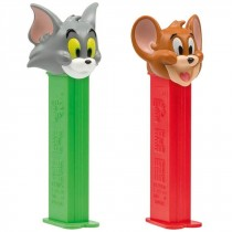 PEZ TOM & JERRY (PEZ CANDY) 12 COUNT