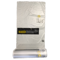NAKED FOODS BAGS 20 ROLL BOX