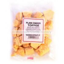 PLAIN CINDER TOFFEE (MONMORE)  120g