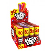 Push Pops 15g (Bazooka) 20 Count