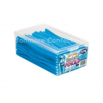 BLUE RASPBERRY PENCILS (FINI) 100 COUNT