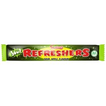 SOUR APPLE REFRESHERS CHEW BAR (SWIZZELS) 60 COUNT