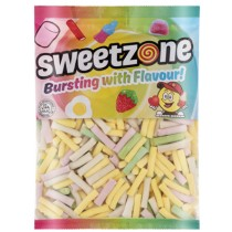 Rhubarb & Custard Pencils (Sweetzone) 1kg