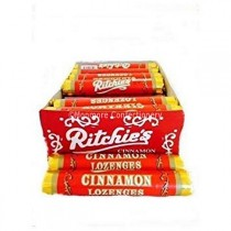 Cinnamon Lozenges (Ritchies) 24 Count