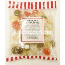 monmore confectionery fruit drops 250g bag