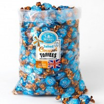 Salted Caramel Toffees (Walkers NonSuch) 2.5kg