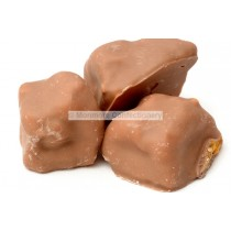 CHOCOLATE FLAVOURED CINDER TOFFEE (SHOEBURY) 3KG
