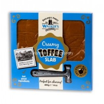 Walkers Nonsuch Original Creamy Toffee 400g Slab